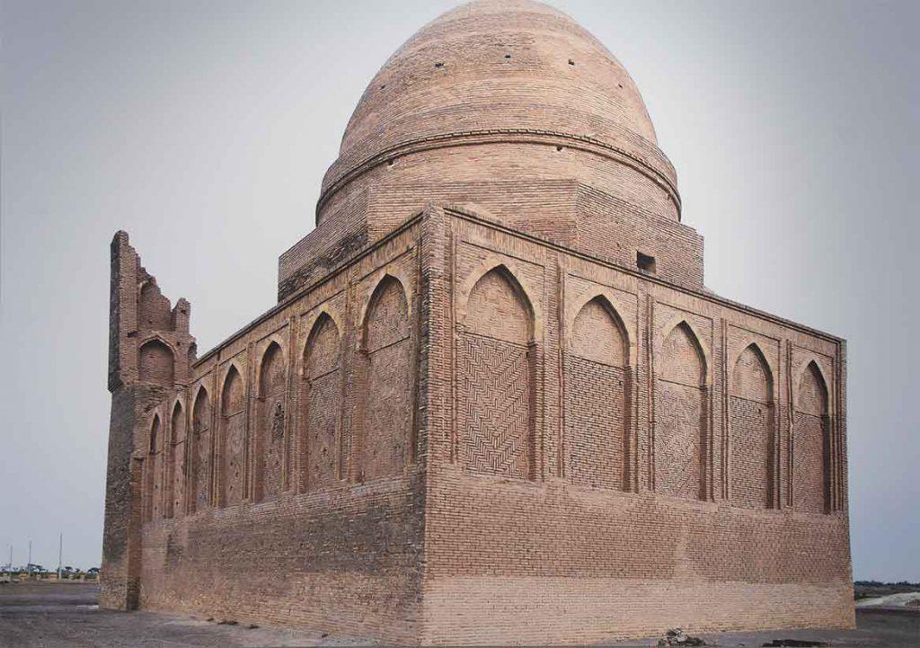 هویت تاریخی آجر در ایران