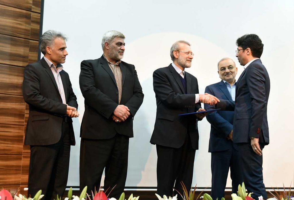محسن سیفی پدر صنعت تولید نوین آجر