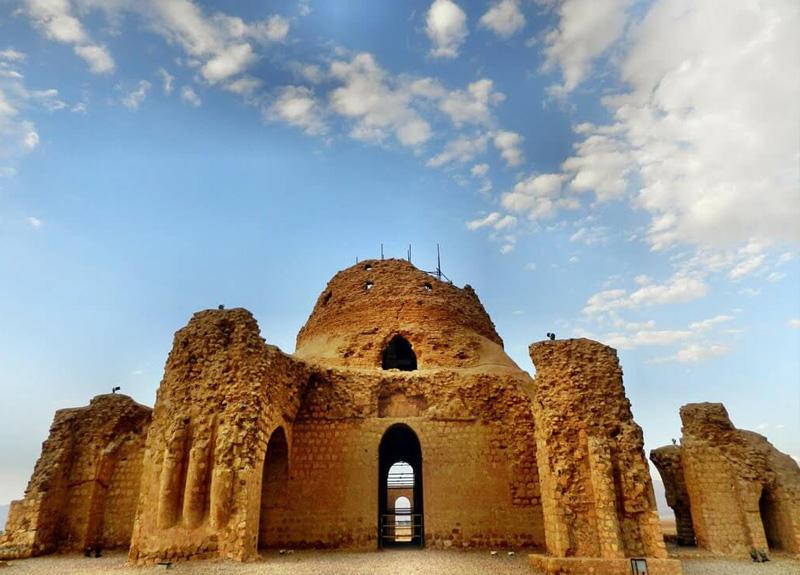 تاریخچه آجر و معماری آجری در ایران