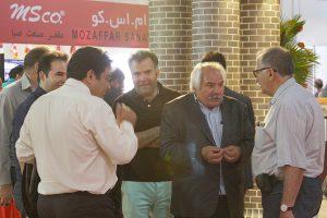 پانزدهمین نمایشگاه بین المللی صنعت ساختمان تهران 1394