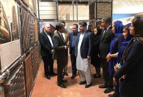 گزارش تصویری از سومین نمایشگاه تخصصی صنعت ساختمان چابهار با حضور شهردار و ریاست منطقه آزاد چابهار