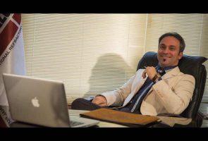 گفت و گو با مهندس محمد علی سیفی کاشانی نایب رئیس گروه بین المللی آذرخش