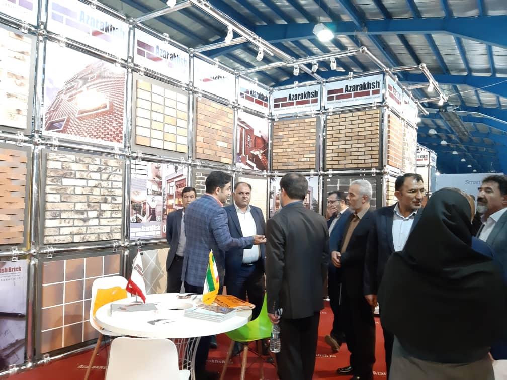 گزارش تصویری از سیزدهمین نمایشگاه تخصصی صنعت ساختمان و تکنولوژی های نوین ساختمان شهرکرد
