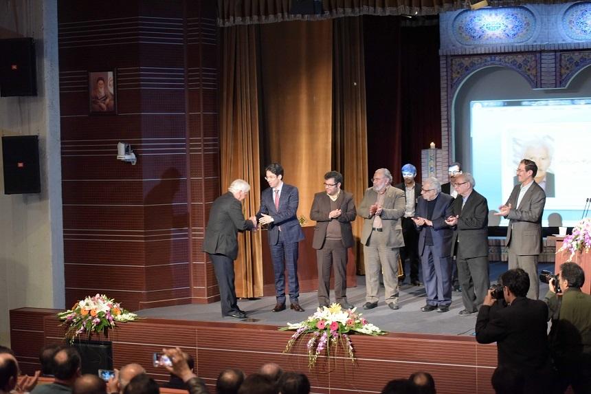 با حمایت آذرخش، همایش ملی آجر و آجرکاری در هنر ایران برگزار شد