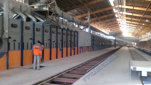افتتاح کارخانه شماره 3 گروه بین المللی کارخانجات آجرنسوز نما آذرخش