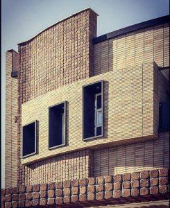 پروژه نمای ساختمان نجف آباد - اصفهان
