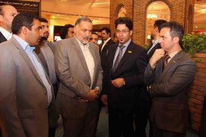 سیزدهمین نمایشگاه بین المللی صنعت ساختمان تهران 1392