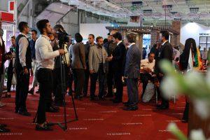 شانزدهمین نمایشگاه بین المللی صنعت ساختمان تهران1395