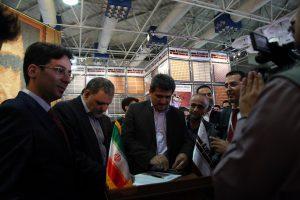 شانزدهمین نمایشگاه بین المللی صنعت ساختمان تهران 1395