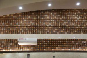 پروژه طراحی داخلی آجرنسوز باشگاه ورزشی مهتاب اصفهان