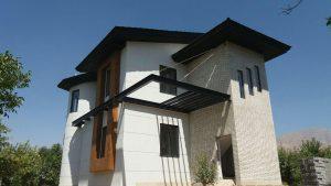 پروژه اجرای نما ساختمان آجر نسوز آبسرد