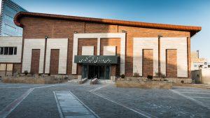 پروژه اجرای آجرنسوزنما ساختمان ورزشی - شهید کشوری