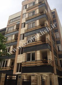 پروژه اجرای نمای آجری ساختمان - شریعتی تهران