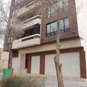 پروژه اجرای آجرنما ساختمان تارخ - بلوار دانشجو کاشان