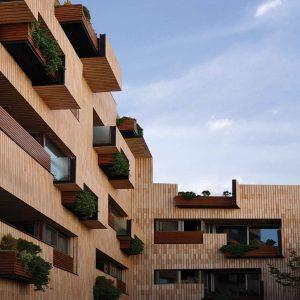پروژه اجرای نما ساختمان آجرنسوز - باغچه ناژوان اصفهان