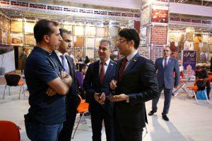 نوزدهمین نمایشگاه بین المللی صنعت ساختمان تهران 1398