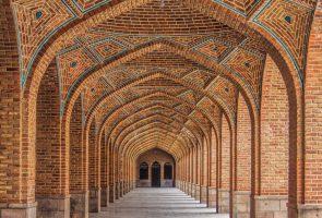 معماری آجری و آجرکاری در دورههای مختلف معماری در ایران