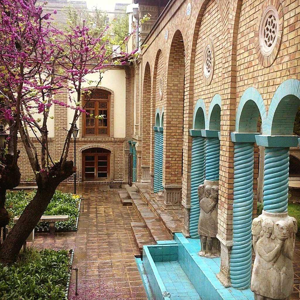 معماری آجری و آجرکاری در ایران