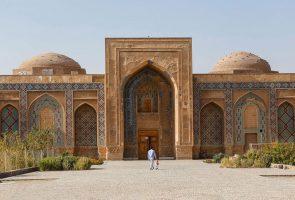 بناهای آجری ماندگار ایرانی