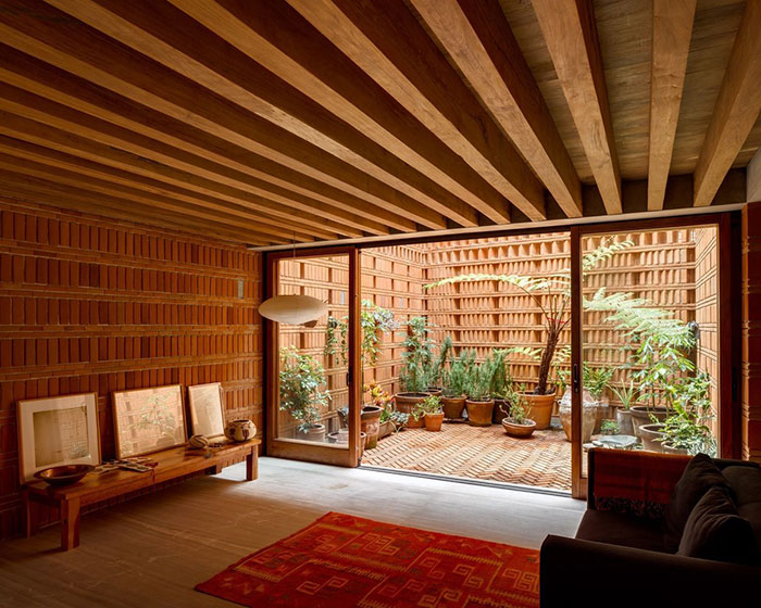 جایزه معماری آجری وینربرگر 2020
