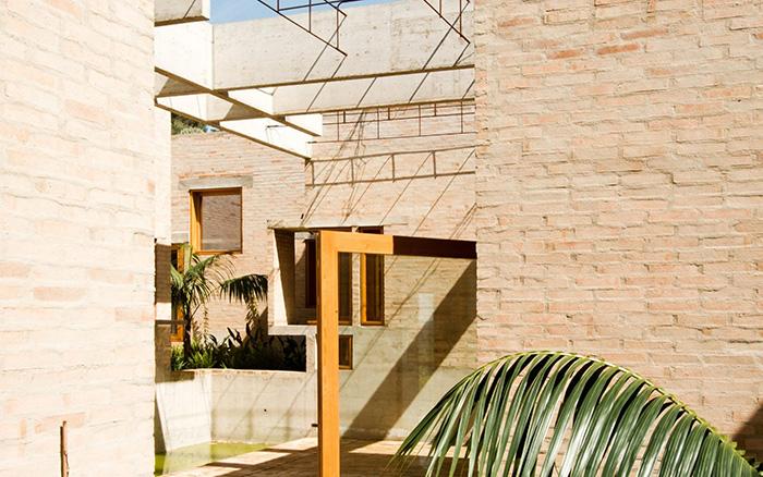 از برندگان معماری آجری وینر برگر 2020