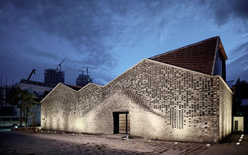 جایزه معماری آجری وینربرگر سال 2020