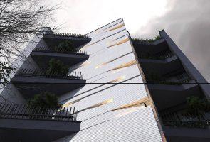 اصول طراحی نما ساختمان